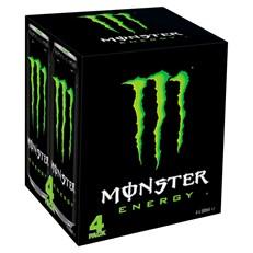 MONSTER ENERGY DRINK 500ml 6 x 4PACK