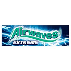 WRIGLEYS AIRWAVES EXTREME CHEWING GUM 30 Packs