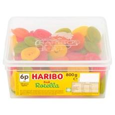 HARIBO TUBS 5p ROTELLA