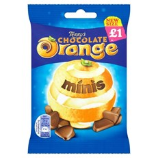 NEW TERRYS CHOCOLATE ORANGE £1