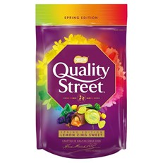 QUALITY STREET POUCHES 450g