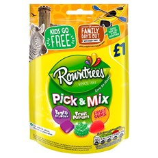 ROWNTREES £1 PICK & MIX