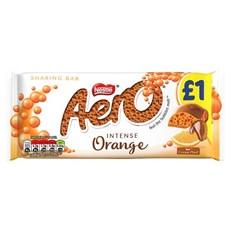 AERO £1 ORANGE