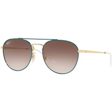 RAY BAN SUNGLASSES YOUNGSTER GOLD/GREEN 905613