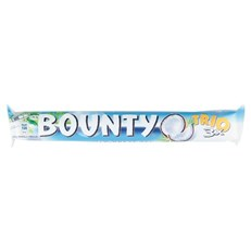 BOUNTY MILK CHOCOLATE TRIO 85g (21 PACK)