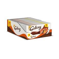 GALAXY ORANGE 110g £1 (24 PACK)