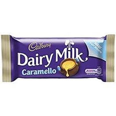 DAIRY MILK IRISH CARAMELLO