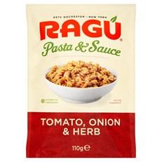 RAGU PASTA TOM/ON/HERB