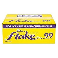 CADBURYS FLAKE 99 144 Flakes