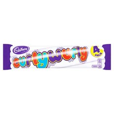 CADBURYS CURLY WURLY (28 x 5 PACK)