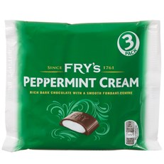 FRYS 3PACK PEPPERMINT CREAM