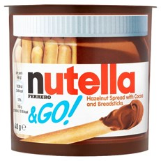 NUTELLA & GO 52g (12 PACK)