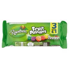 FRUIT PASTILLES £1 3PACK