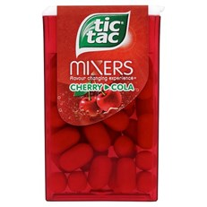 TIC TAC CHERRY & COLA