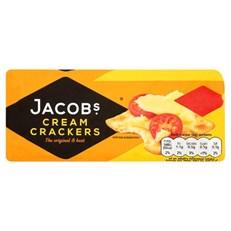 MCVITIES £1 JACOBS CREAM CRACKERS