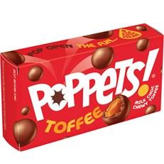 PAYNES POPPETS CHEWEYTOFFEE 45g (36 PACK)