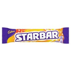 CADBURYS STARBAR 49g (32 PACK)
