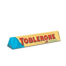 TOBLERONE CRUNCH ALMONDS MILK CHOCOLATE BAR 360g (10 BARS)