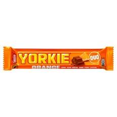 YORKIE MILK CHOCOLATE ORANGE DUO 72g (24 PACK)