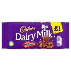 DAIRY MILK £1 DAIM 18's