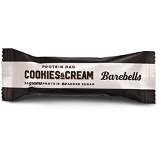 BAREBELLS BARS COOKIES AND CREAM