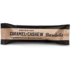 BAREBELLS BARS CARAMEL CASHEW