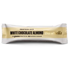 BAREBELLS BARS WHITE CHOCOLATE ALMOND