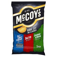 MCCOYS 5PACK VARIETY CLASSIC