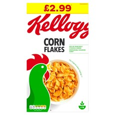 KELLOGGS £2.99 CORN FLAKES