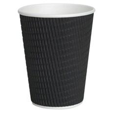 RIPPLE CUP 12OZ - BLACK