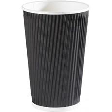 RIPPLE CUP 16OZ - BLACK