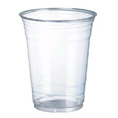 PLASTIC CUPS 500ML