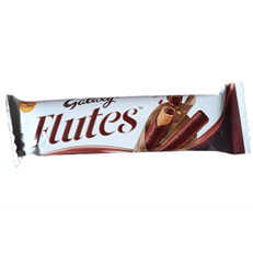 DUBAI IMPORT GALAXY FLUTES 22.5g (42 PACK) 17 JUNE DATED