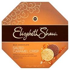 ELIZABETH SHAW SALTED CARAMEL CRISP 175g