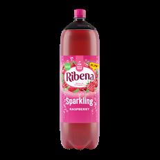 RIBENA SPARKLING RASPBERRY 2 Litre £1.79 (6 PACK)