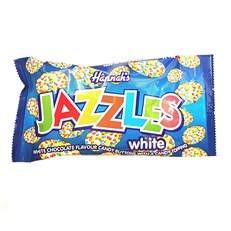JAZZLES WHITE CHOCOLATE 40g (24 PACK)