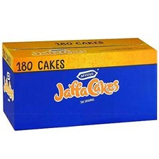 MCVITIES JAFFA CAKES GIANT 180 BOX **NO VAT**