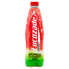 LUCOZADE ENERGY 1 LITRE WATERMELON & STRAWBERRY