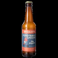 McDAIDS ORIGINAL FOOTBALL SPECIAL 355ml (12 PACK)