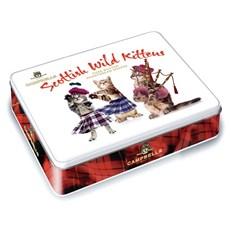CAMPBELLS WILD KITTENS SHORTBREAD TINS 150g (12 PACK)