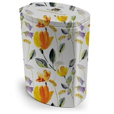 CAMPBELLS ALL BUTTER SHORTBREAD FLORAL COLLECTION TULIP TIN 120g