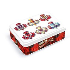CAMPBELLS ALL BUTTER SHORTBREAD THISTLE TIN 120g