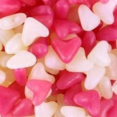 BARRATT PINK & WHITE HEARTS 3kg