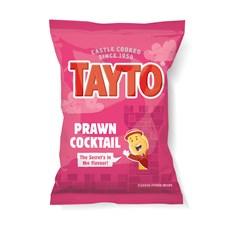 TAYTO PRAWN COCKTAIL 37.5g (48 BAGS)