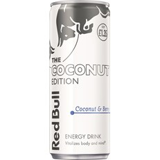 RED BULL EDITIONS COCONUT £1.35