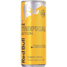 RED BULL EDITIONS TROPICAL £1.35
