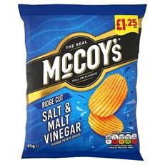 TAYTO SALT & VINEGAR 37.5g (32 PACK)