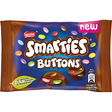 SMARTIES BUTTONS 32.5g (24 PACK)