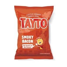 TAYTO SMOKY BACON 48 BAGS