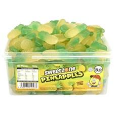 SWEETZONE 5P TUBS Pineapples